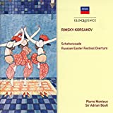 Korsakov, Rimsky: Scheherazade/Russian Easter Festiv