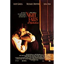 Night Falls on Manhattan 1996 U.S. One Sheet Poster