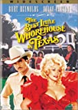 The Best Little Whorehouse In Texas DVD