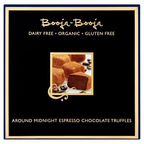 Booja-Booja - Chocolate Truffles - Around Midnight Espresso - 104g