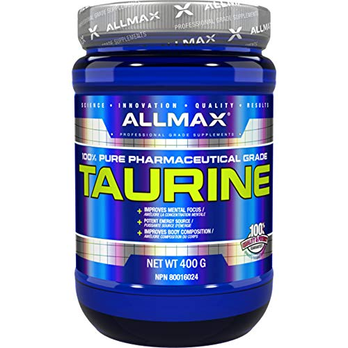 Muscle Cell Volumizer (AM Taurine 400g by Supplement North)