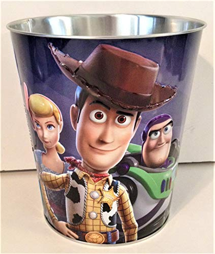 Toy Story 4 Movie Theater Exclusive 130 oz Embossed Popcorn Tin