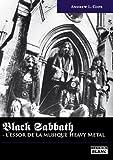 BLACK SABBATH L'essor de la musique Heavy Metal