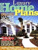 Luxury Home Plans, Sunset Publishing Staff, 0376011904