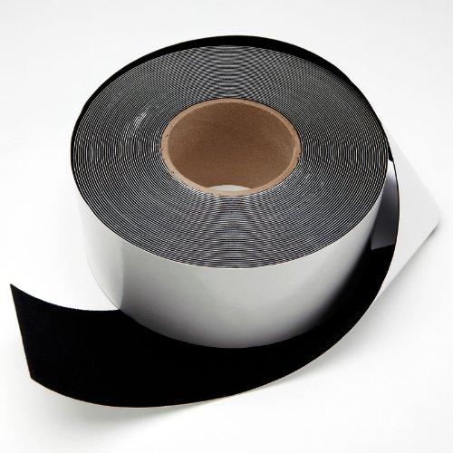 Carl's Black Felt Tape for DIY Projector Screen (Contrast-Boosting Border) (3-inch x 60-Foot | FBA)