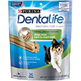 Purina DentaLife Daily Oral Care Small/Medium Dog Treats - 25 ct. Pouch