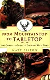 From Mountaintop to Tabletop, Matt Pelton, 1555178685