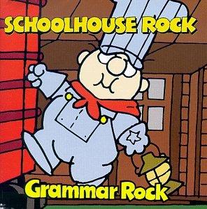 Grammar Rock (Schoolhouse Rock 1973) by Rhino