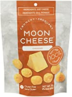 MOON CHEESE Medium Cheddar Cheese, 57g