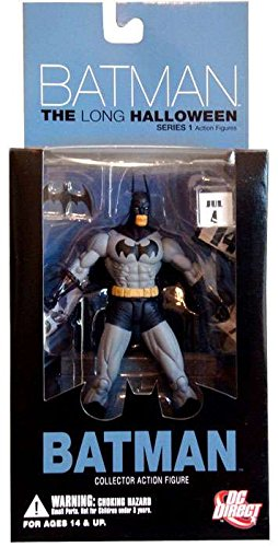 Batman DC Direct Long Halloween Action Figure Batman -