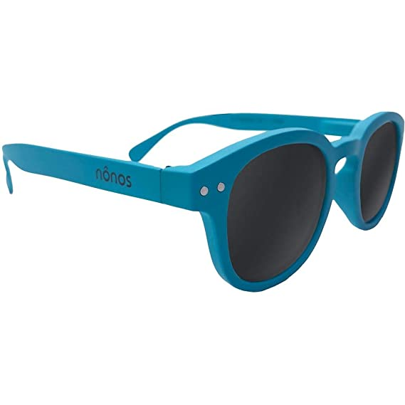 Nônos, gafas de sol de calidad para niños. Certificadas, con lentes polarizadas de categoría 3, protección 100% UV. Indicadas para niños y niñas de 4 ...