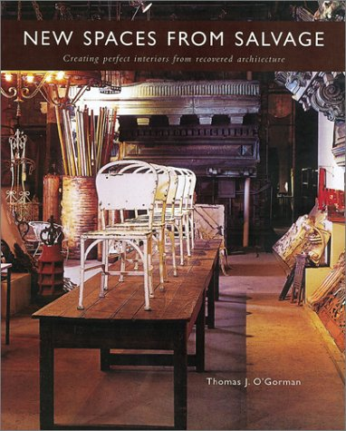 Download New Spaces from Salvage: Creating Perfect Interiors from Recovered Architecture pdf epub