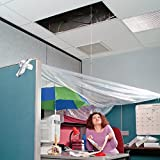 Ceiling Tile Leak Diverter by New Pig - Catch and