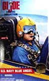 "12"" GI Joe Classic Collection U.S. NAVY BLUE ANGEL Pilot Caucasian Action Figure (1998 Hasbro) by Hasbro"