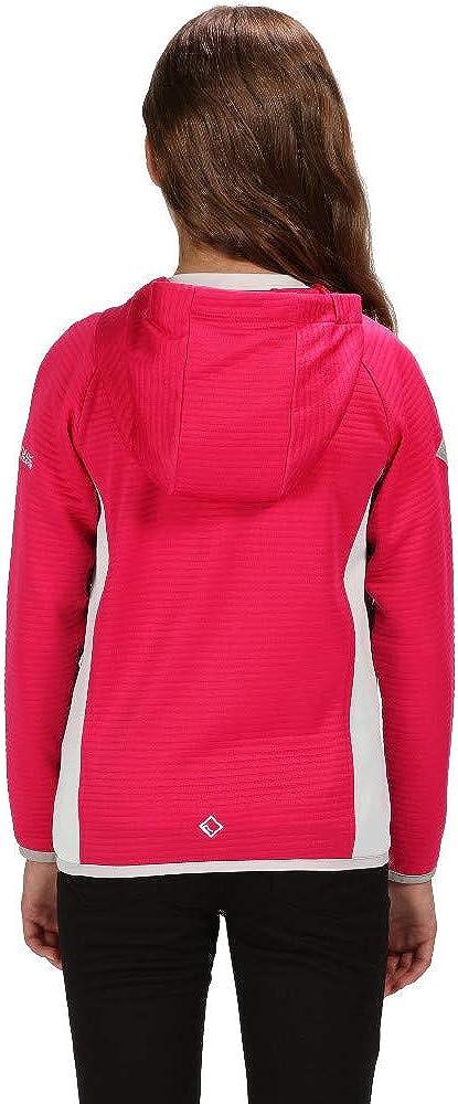 Regatta Boys /& Girls Tarnley Extol Stretch Zip Up Jacket