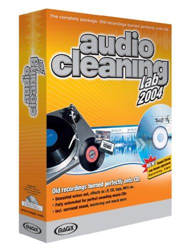 Audio Cleaning Lab 2004