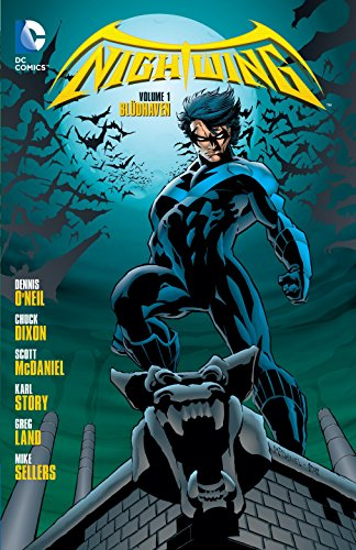 Nightwing Vol. 1: Bludhaven (1 Speed Wing)