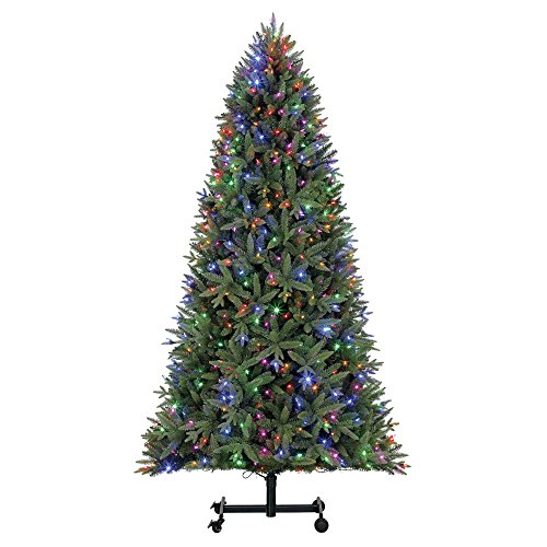 Home Heritage Alaska 6' - 7.5' Grow & Stow Dual Colored Light Christmas Tree by Home Heritage (Image #8)