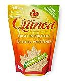 Quinoa Gluten free, Quinta Quinoa, White Quinoa Vegan Foods; 100% Grownas Canadian Quinoa
