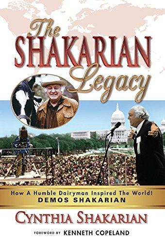 The Shakarian Legacy: How A Humble Dairyman Inspired The World! Demos Shakarian
