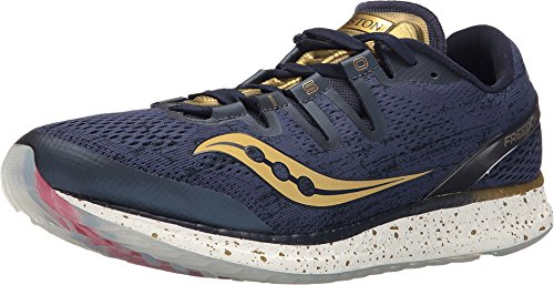 Saucony Men's Freedom ISO Blue Athletic Shoe by Saucony