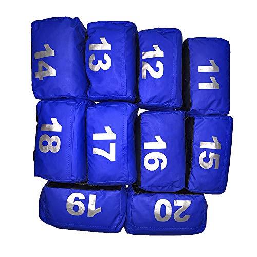 Prisma de estacionamento médio nº11 até nº20 Soparauto Azul (10 peças)