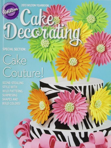 Wilton Cake Yearbook - 5
