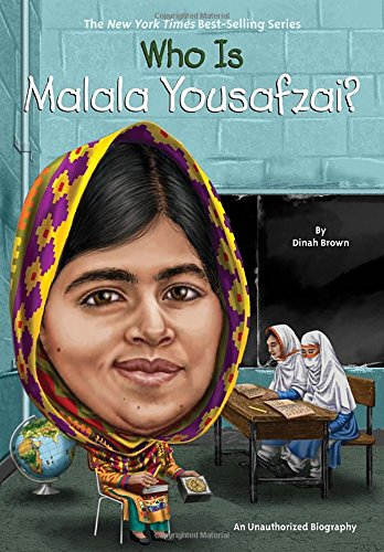 Who Is Malala Yousafzai? (Who Was?)
