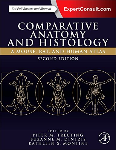 Comparative Anatomy and Histology: A Mouse, Rat, and Human Atlas (Mouse Anatomy)