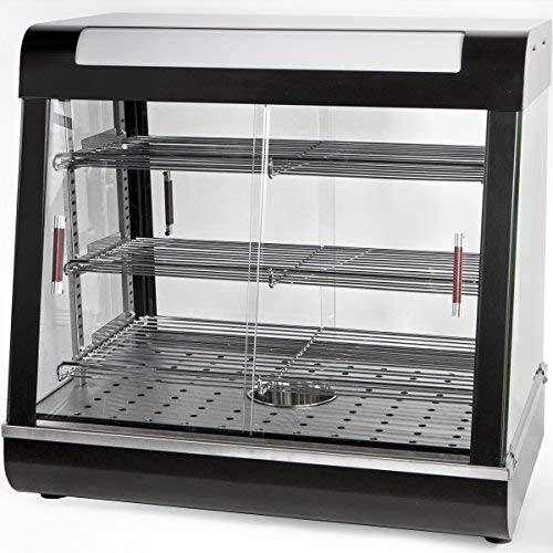 Ensue Restaurant Commercial Countertop Food Warmer 27 Display Case [並行輸入品]   B07N8CCWKV