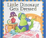 Little Dinosaur Gets Dressed (English), Penton, 1588050815