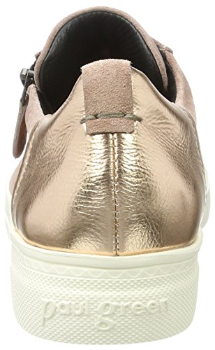 Divers de Mujer Zapatos Green 4512 Cordones para 071 Paul xwngSPf1q8