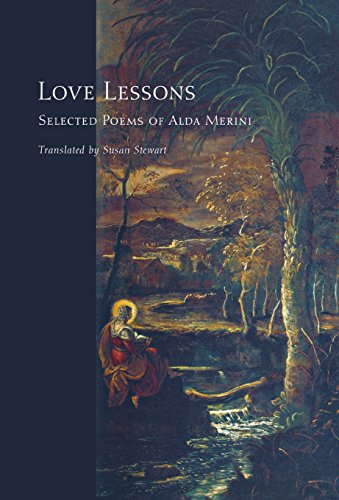 Love Lessons: Selected Poems of Alda Merini (Facing Pages)