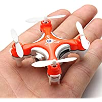 Mini Drone With 0.3MP Camera Cheerson CX-10C CX10C Mini 2.4G 4CH 6 Axis RC Quadcopter RTF Mode 2 LED Toy Drone