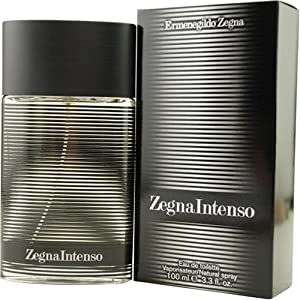 Zegna Intenso By Ermenegildo Zegna For Men, Eau De Toilette Spray, 3.3 Ounce Bottle