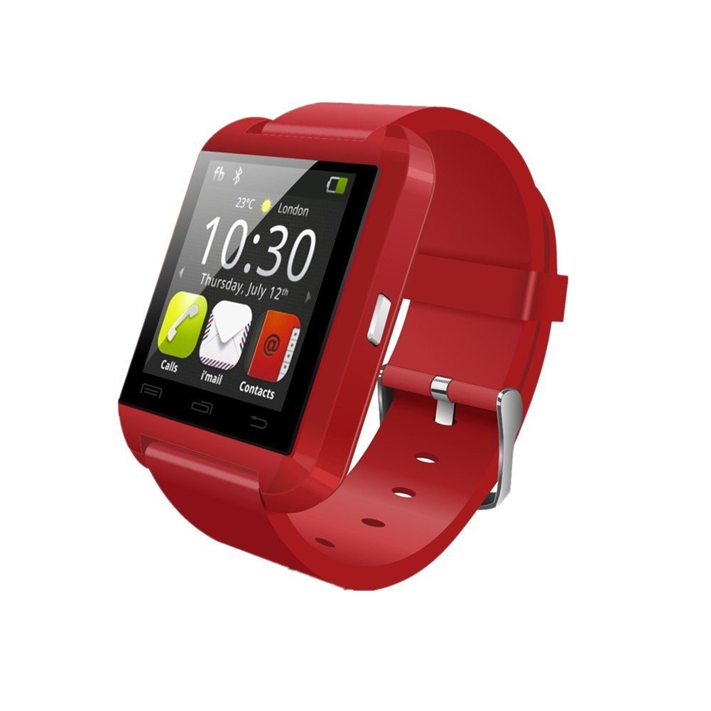 Yuntab Bluetooth Smart Watch WristWatch U8, Fit for IOS Apple iphone 4S/5/5C/5S/6/6S and Android Samsung S2/S3/S4/S5/Note 2/Note 3 HTC Sony ...
