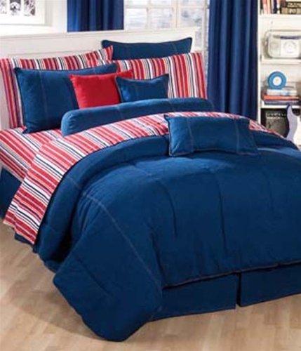 Blue Denim Comforter - 7