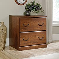 Sauder Orchard Hills 2 Drawer File Cabinet in Milled Cherry