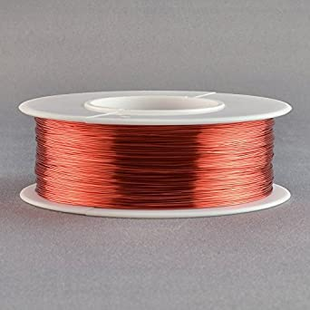 Magnet wire 28 gauge awg enameled copper 500 feet coil winding magnet wire 28 gauge awg enameled copper 500 feet coil winding crafts 4oz red greentooth Image collections