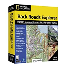 National Geographic Backroads Exploror