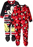 Disney Boys' Mickey Mouse 2-Pack Blanket Sleeper