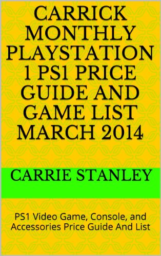 Bre software's game price guide for video game retailers.