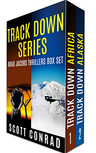 Track Down Series by Scott Conrad ebook deal
