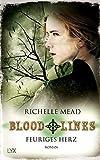 Bloodlines - Feuriges Herz (Bloodlines-Reihe, Band 4)