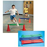 S&S Worldwide Spectrum Inflatable Cone Crossbars (set of 6)