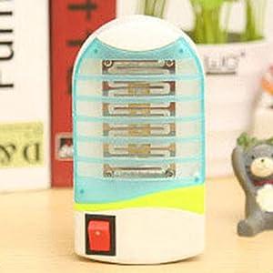 SUMTTER LED Repellente Anti-Mosquito Lampada Antizanzare Lampadina Presa Corrente Insetto Zanzara Elettrico Trappola… 9 spesavip