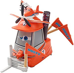 Disney Planes Super Dusty Fan Sparky Diecast Aircraft