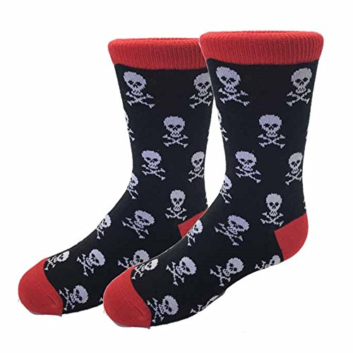 Sock Harbor Pirates Adult Size 1-5 (Ages 7-10)