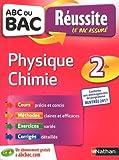 ABC du BAC Réussite Physique-Chimie 2de