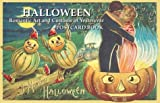 Halloween: Romantic Art and Customs of Yesteryear Postcard Book